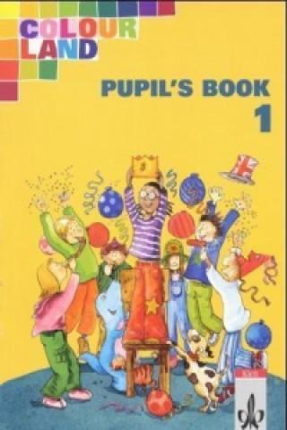 Pupils Book, 1. Schuljahr
