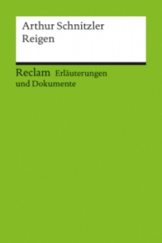 Arthur Schnitzler Der Reigen