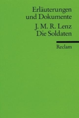 J.M.R. Lenz 'Die Soldaten'