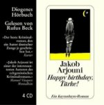 Happy Birthday, Türke, 4 Audio-CDs