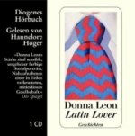Latin Lover, 1 Audio-CD