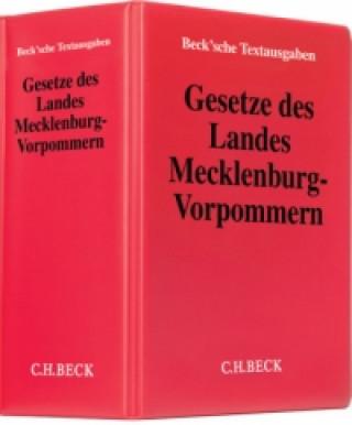 Gesetze des Landes Mecklenburg-Vorpommern, zur Fortsetzung