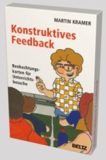 Konstruktives Feedback (Kartenset)