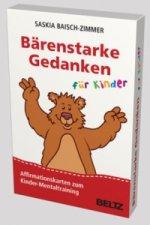 Bärenstarke Gedanken für Kinder, Affirmationskarten