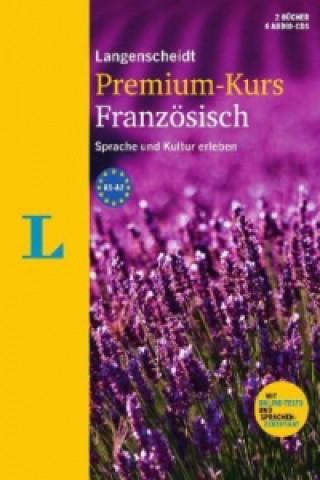 Langenscheidt Premium-Kurs Französisch - Set mit 2 Büchern, MP3-Download, Online-Tests und Sprachen-Zertifikat