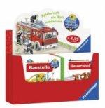 Ravensburger Mini-Bilderspaß 64, Spielerisch die Welt entdecken, Verkaufskassette