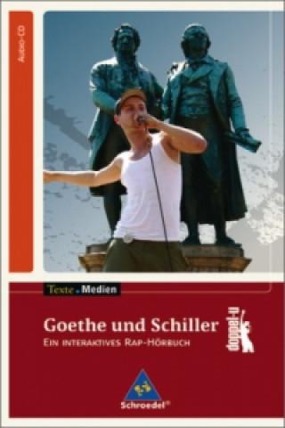 Goethe und Schiller + Textband
