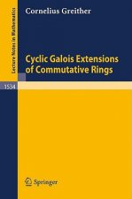 Cyclic Galois Extensions of Commutative Rings