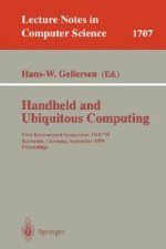 Handheld and Ubiquitous Computing