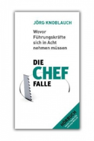 Die Chef-Falle + 1 MP3-CD