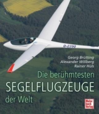 Die berühmtesten Segelflugzeuge der Welt