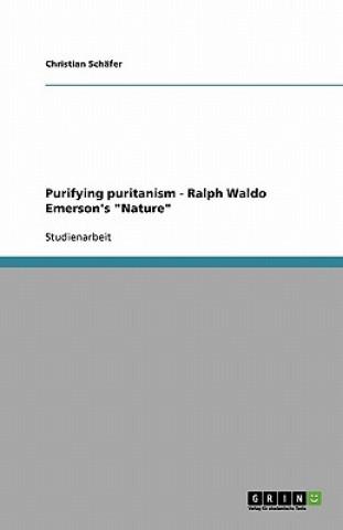 Purifying puritanism - Ralph Waldo Emersons Nature