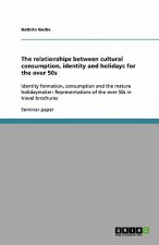 The relationships between cultural consumption, identity and holidays for the over 50s
