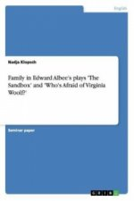 Family in Edward Albee's plays 'The Sandbox' and 'Who's Afraid of Virginia Woolf?'