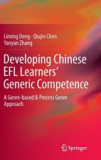 Developing Chinese EFL Learners' Generic Competence