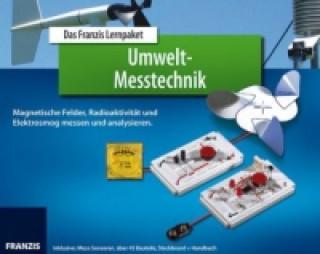 Das Franzis Lernpaket Umwelt-Messtechnik, Bauteile + Booklet