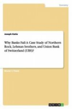 Why Banks Fail: A Case Study of Northern Rock, Lehman brothers, and Union Bank of Switzerland (UBS)?