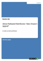 About Nathaniel Hawthorne: