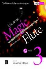 Die neue Magic Flute, m. Audio-CD. Bd.3