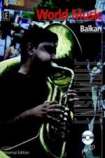 Balkan für Ensemble, in variabler Besetzung ( 2 Melodieinstrumente (C,B, Es), Akkordeon, Gitarre, Klavier, Bass (Kontrabass/E-Bass), Percussion, m. Au