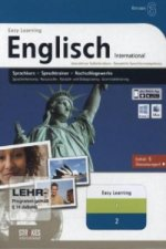 Strokes Englisch International 1 + 2, Version 6, DVD-ROM