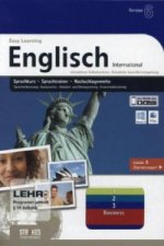Strokes Englisch International 1 + 2 + 3 + Business, Version 6, DVD-ROM