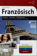 Strokes Französisch 1 + 2 + Business, Version 6, DVD-ROM