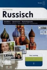 Strokes Russisch 1 + 2, Version 6, DVD-ROM