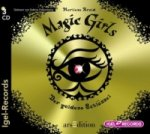 Magic Girls - Der goldene Schlüssel, 3 Audio-CDs