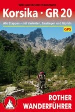 Rother Wanderführer Korsika GR 20