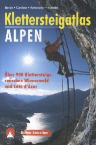 Klettersteigatlas Alpen