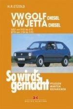 VW Golf II Diesel von 9/83 bis 6/92, Jetta Diesel von 2/84 bis 9/91