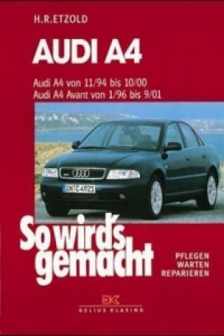 Audi A4 von 11/94 bis 10/00, Audi A4 Avant von 1/96 bis 9/01