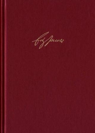 Friedrich Heinrich Jacobi: Briefwechsel - Nachlaß - Dokumente / Nachlaß. Reihe I: Text. Band 1-2, 2 Teile