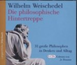 Die philosophische Hintertreppe, 6 Audio-CDs