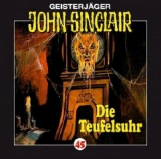 Geisterjäger John Sinclair - Die Teufelsuhr