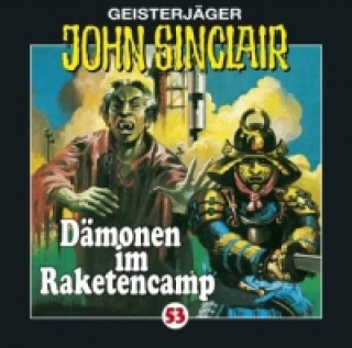 Geisterjäger John Sinclair - Dämonen im Raketencamp