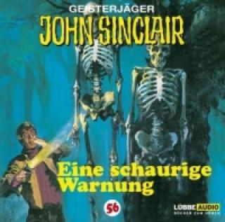 Geisterjäger John Sinclair - Eine schaurige Warnung