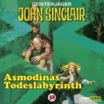 Geisterjäger John Sinclair - Asmodinas Todeslabyrinth, 1 Audio-CD