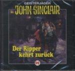 Geisterjäger John Sinclair - Der Ripper kehrt zurück, 1 Audio-CD