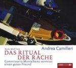 Das Ritual der Rache, 4 Audio-CDs