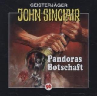 John Sinclair - Pandoras Botschaft