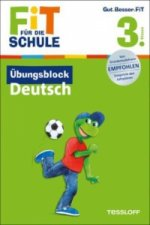 Übungsblock Deutsch, 3. Klasse
