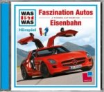 Faszination Autos / Eisenbahn, Audio-CD