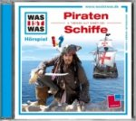 Piraten / Schiffe, 1 Audio-CD