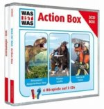 Actionbox, 3 Audio-CDs