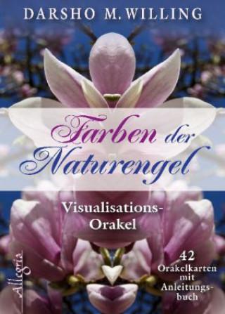 Visualisations-Orakel - 42 Karten mit Anleitungsbuch