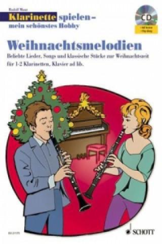 Weihnachtsmelodien, für 1-2 Klarinetten und Klavier ad lib.