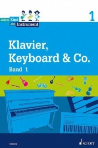 Klavier, Keyboard & Co., Schülerheft