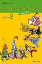 Die fröhliche Klarinette, Spielbuch. Bd.2